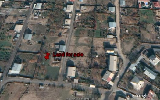 111 sq. m residential land is located in Yeghvard