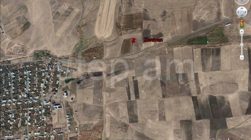 agricultural land in Zoravan
