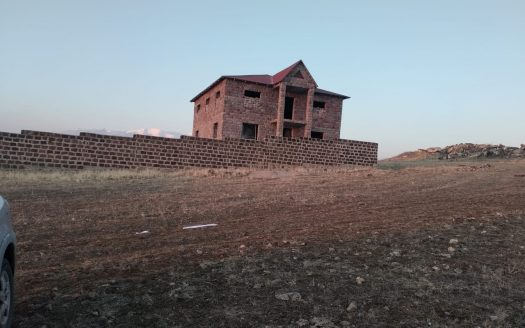 1000 sq. m residential land in Yeghvard